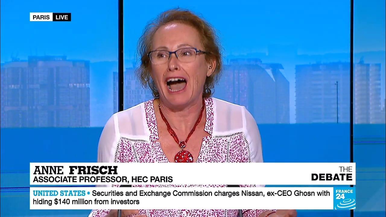 Anne Frisch